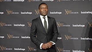 David Oyelowo 2018 Voice Arts Awards Red Carpet