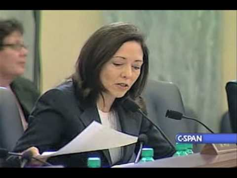 Sen. Maria Cantwell Says No to Comcast-NBC Merger
