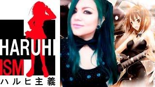 The Melancholy of Haruhi Suzumiya - God Knows (Cover Español)