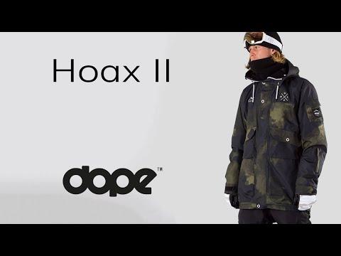 DOPE HOAX II - Snowboard Jacket