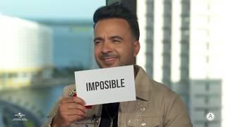 Jugamos ¿Imposible o Nada Es Imposible? (LUIS FONSI CONTESTA)