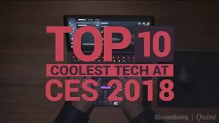 Top 10 Coolest Tech At CES 2018