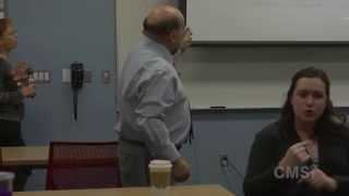 Visiting Scholar Series 2014 | Brian Winston on Engagé Film