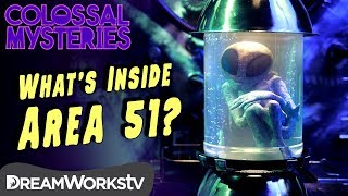 What's Inside Area 51? | COLOSSAL MYSTERIES