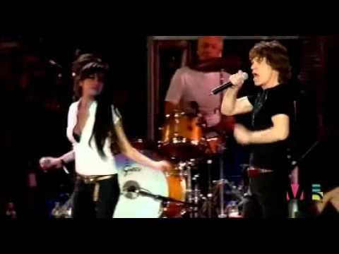 The Rolling Stones Feat Amy Winehouse   Ain