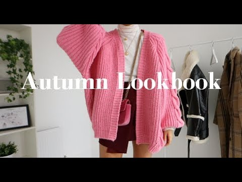 Autumn Lookbook 2017 - 5 EVERYDAY AUTUMN OUTFITS/LOOKS 5