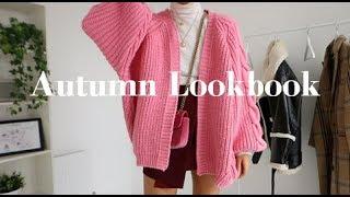 Autumn Lookbook 2017 - 5 EVERYDAY AUTUMN OUTFITS/LOOKS
