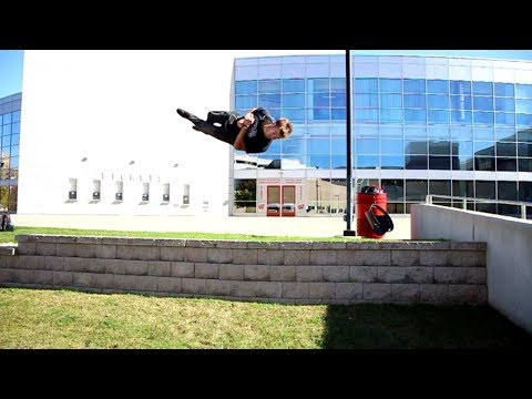 5 Years of Training (Parkour Freerunning and Tricking)