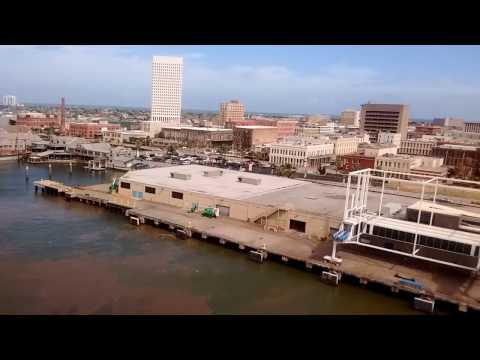 Carnival Freedom Departing Port Galveston