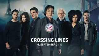 CROSSING LINES 2 – der offizielle Trailer zur neuen Staffel in SAT.1