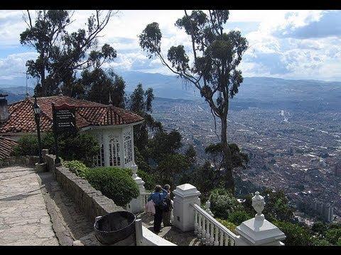 Monserrate Bogotá HD