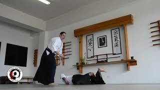 Shomen uchi Ikkyo Ura