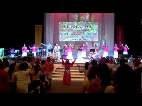 El Shaddai Scarborough chapter 18th anniversary video2