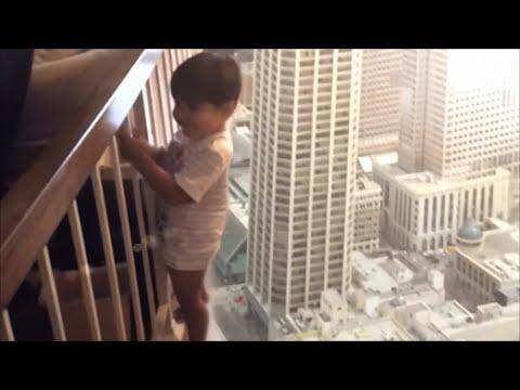 【衝撃】プロのCG職人が息子の動画にエフェクトつけたらすごいことに③【天才】