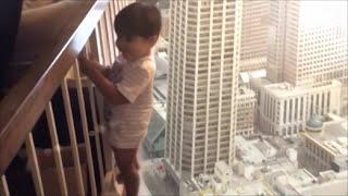 【衝撃】プロのCG職人が息子の動画にエフェクトつけたらすごいことに③【天才】 thumbnail