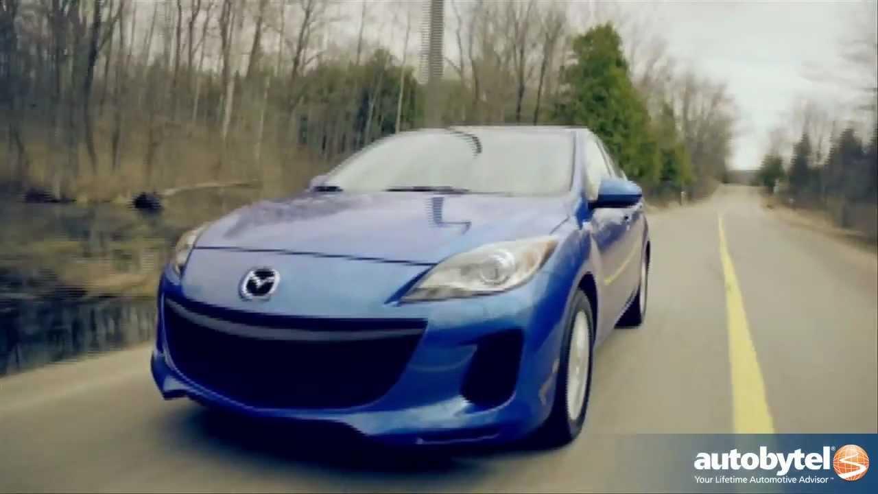 2012 Mazda3 SKYACTIV Road Test U0026 Car Review