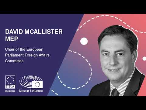 David McAllister - The State of Play in the EU-UK Negotiations – The European Parliament Perspective