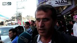 مصر العربية | في جنازة الشهيد مازن فقهاء.. أهالي غزة يتوعدون الاحتلال