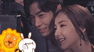 Park Min Young ♥ Kim Jae Wook ~ behind the scenes moments [HPL]