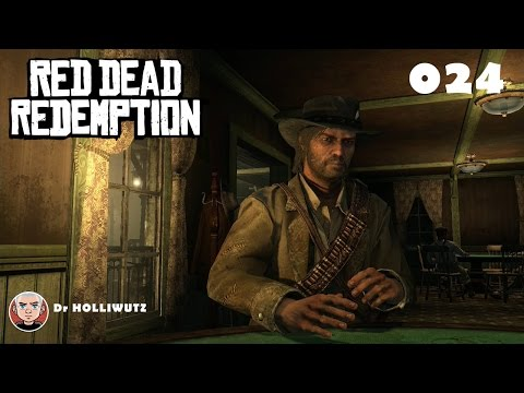 Red Dead Redemption #024 - Würfelpoker in Thieve's Landing [HD][XBO] | Let's Play RDR