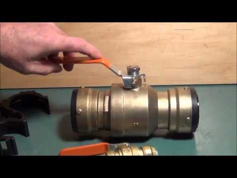 Sharkbite Fittings Size and Weight Weight Test Plumbing