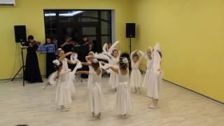 видео танцевальная студия