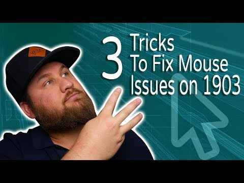 3 Tricks To Fix The Mouse Issues On Windows 10 1903