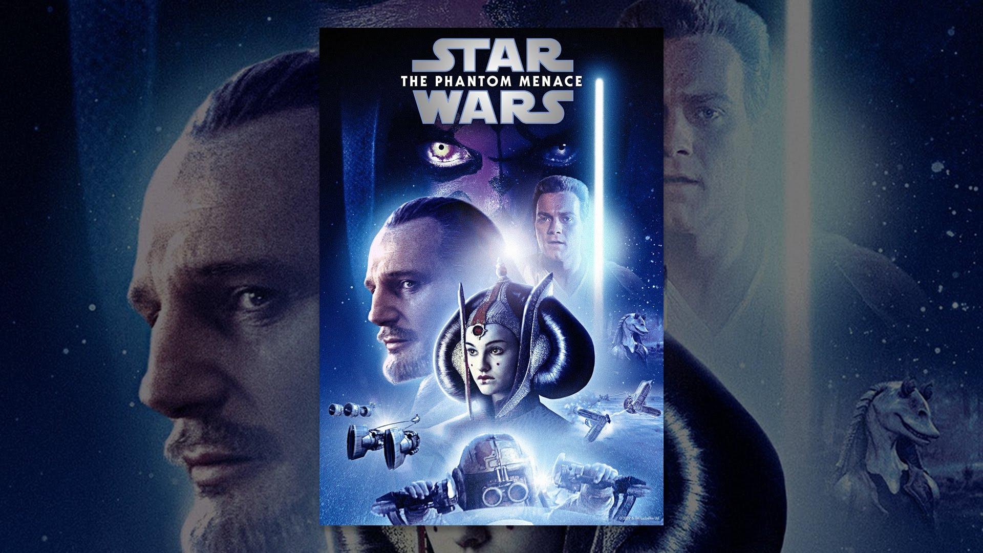 Star Wars: Episode I: The Phantom Menace - Modern Trailer ... |Star Wars Phantom Menace Youtube
