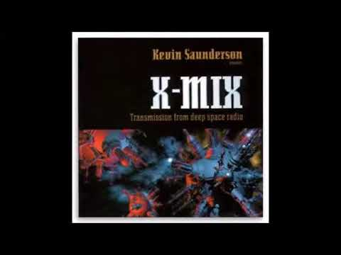 X-MIX 9 - TRANSMISSION FROM DEEP SPACE RADIO - KEVIN SAUNDERSON OLD SKOOL TECHNO MIX - 1997