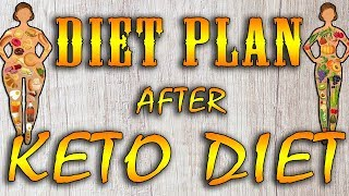 What to eat after keto diet | What after keto
