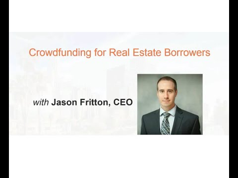 Real Estate Crowdfunding Webinar & Borrower Handbook