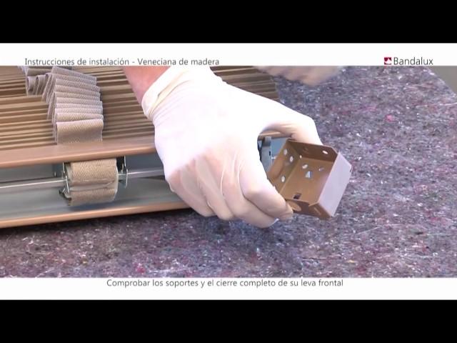 Como poner una cinta de persiana beautiful cambiar correa de persiana como with como poner una - Cambiar cinta persiana pvc ...