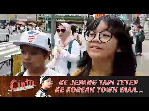 CINTA KUYA | Ke Jepang tapi tetep ke Korean Town Yeeey !