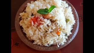 Birinji Recipe / Brinji Rice / Coconut Milk Rice / Thengai Paal Sadam / Coconut Milk Biryani