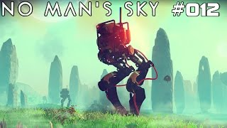 NO MAN'S SKY | Robo Robo | #012 | ★ LIVE LET'S PLAY ★ [Deutsch / German]
