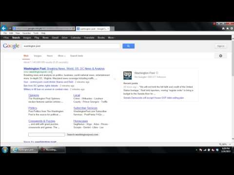How to do Private Browsing in Internet Explorer