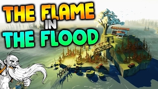 """The Flame In The Flood Gameplay - """"REDNECK STRANDED DEEP!!!""""  - Let"""