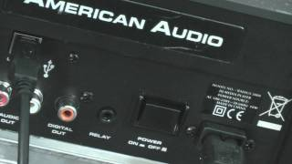American Audio Radius 3000 - MIDI Control for Virtual DJ