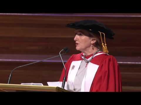 Graduation address Monash University Medicine 2016