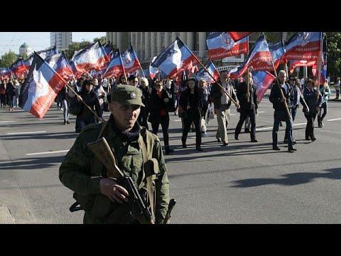 Les séparatistes pro-russes veulent remplacer l'Ukraine