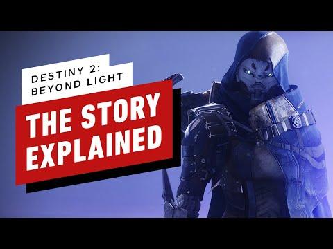 Destiny 2 Beyond Light Story Recap - IGN