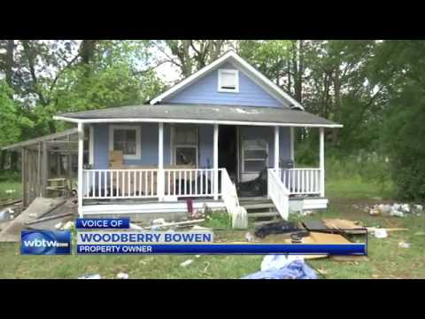 Owner of Lumberton home where woman's body found considers renovating, renting out house