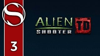 ALIEN SHOOTER TD - Alien Shooter TD Gameplay - Part 3