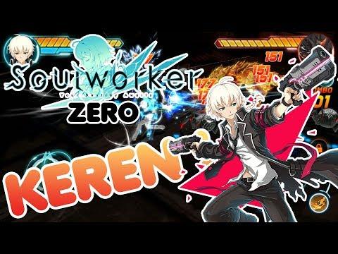 Game Mobile Anime 3D MMORPG Soul Worker Zero ! Ayo Kita Intip Game'nya !