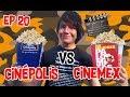 CINEMEX VS CINÉPOLIS - ¿Cual tiene la mejor comida y las salas más lujosas? - SNIPER