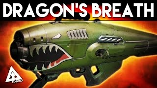 Destiny Dragon's Breath Exotic Rocket Launcher Year 2 Review