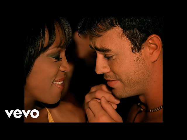 Whitney Houston - Could I Have This Kiss Forever (Video Version)