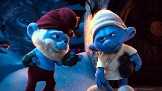 The Smurfs  A Christmas Carol Animation Movies For Kids