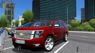 City Car Driving - 2015 Chevrolet Tahoe LTZ [Logitech G27]