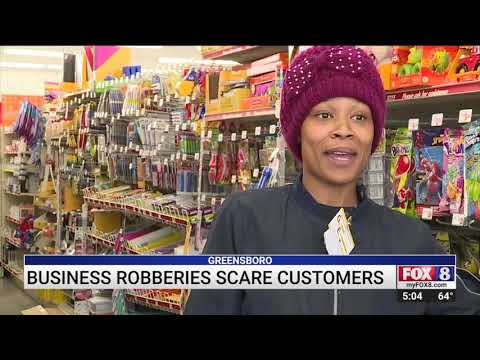 Shoppers, Employees Shaken After Armed Robbery At Family Dollar In Greensboro